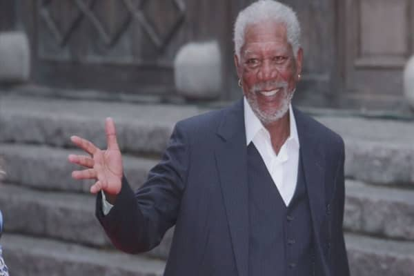 Morgan Freeman's voice can now narrate your drive