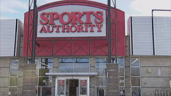 Sports Authority could file for bankruptcy in March