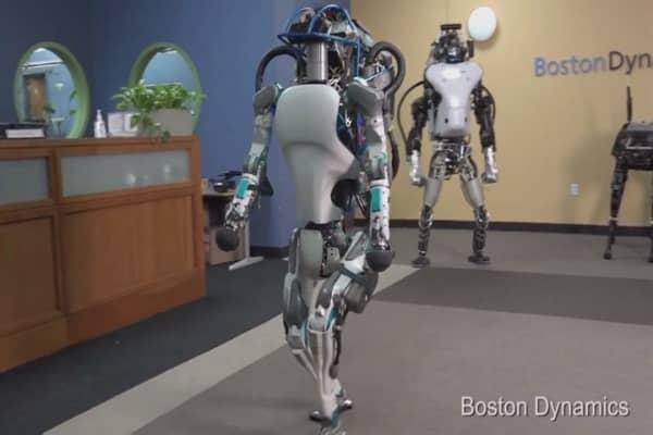 Google's future in robotics