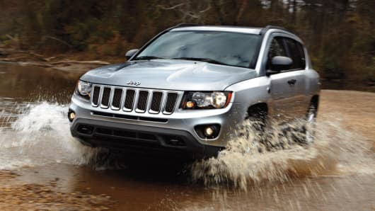 2016 Jeep Compass Sport.
