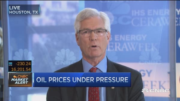 Jim Carr's oil worldview