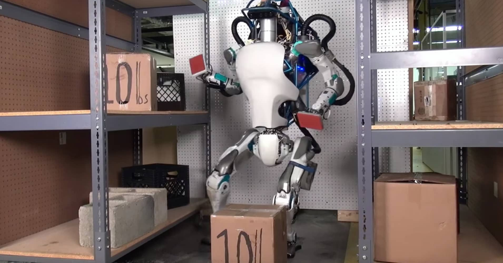 Google Robot Is The End Of Manual Labor Vc