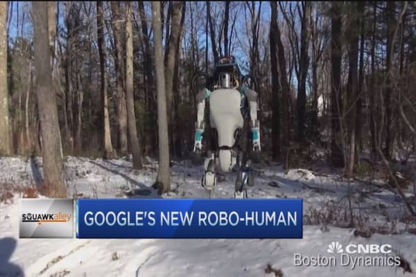 Pro: Atlas robot is 'end of manual labor'