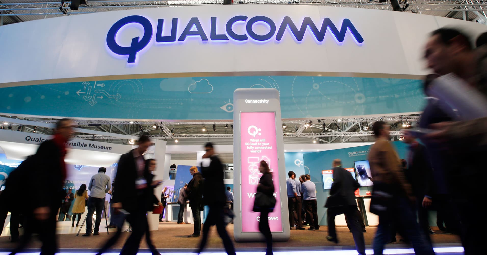 Qualcomm's Paul Jacobs: How to lead a tech giant