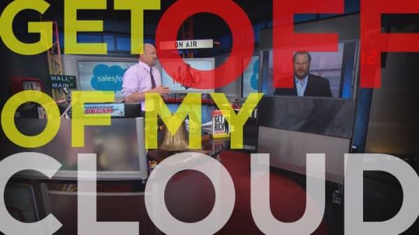 Cramer Remix: Fab vs. faux cloud stocks