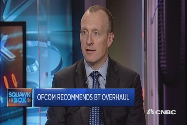 Ofcom announces decision on BT's Openreach