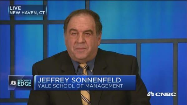 What Tim Cook got wrong: Jeffrey Sonnenfeld