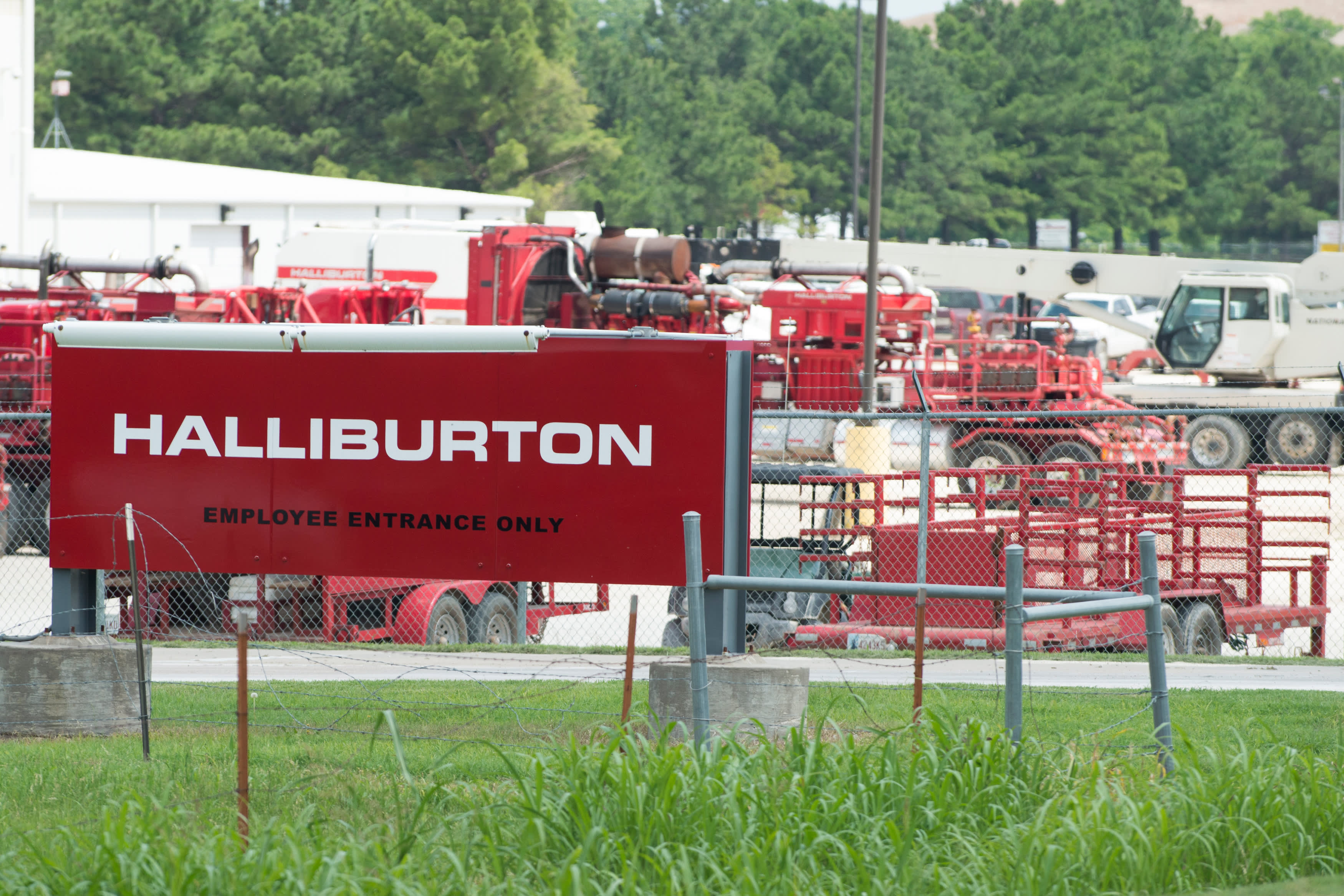 US Justice Department Will Sue To Stop Halliburton Baker Hughes Merger