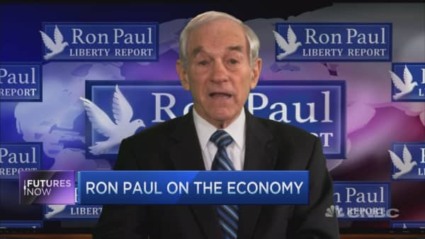 We're in recession and it's getting worse: Ron Paul