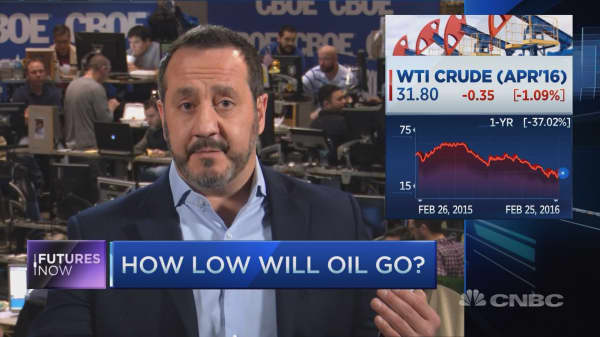 Oil has hit a medium-term bottom: Strategist
