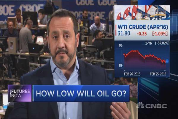 Oil has hit a medium-term bottom: Strategist