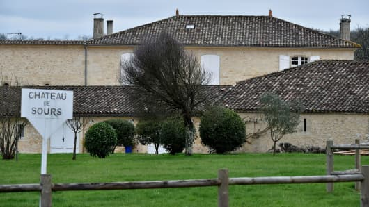 Chief executive officer of the Alibaba Group, Jack Ma, has reportedly bought the Castle of Sours, a Bordeaux vineyard.