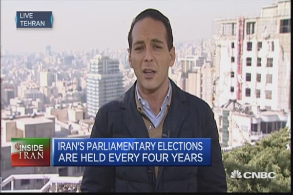 Iran goes to the polls