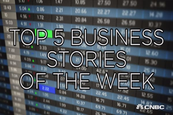 Top 5 biggest business stories of the week | CNBC International