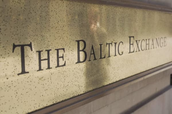 Singapore Exchange eyes the Baltic Exchange