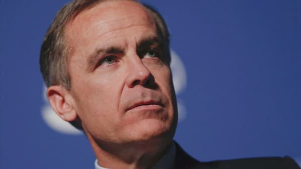 Bank of England's Carney criticizes G-20