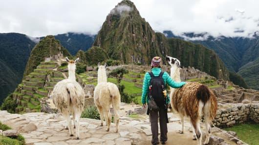 Peru, Machu Picchu region