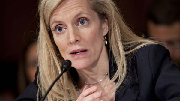 Lael Brainard, Federal Reserve Governor
