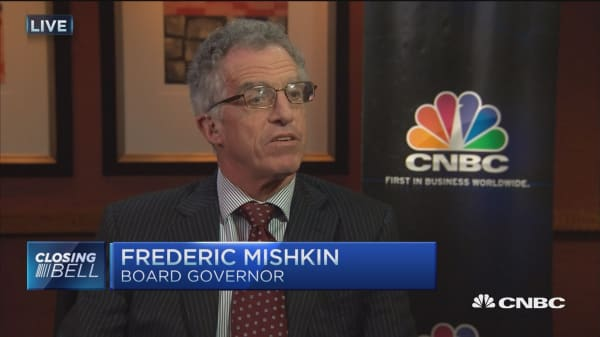 Mishkin: Here's what the Fed should do