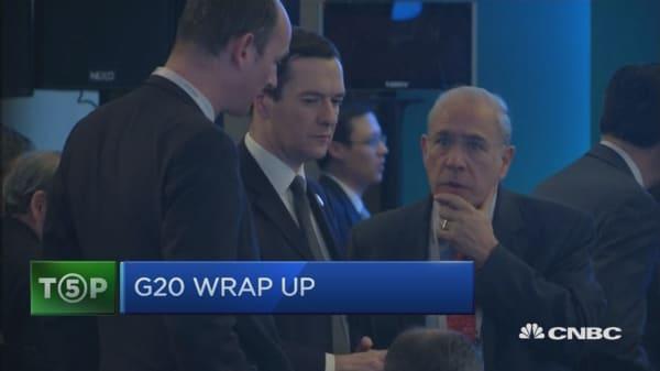 G20 Wrap