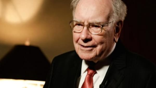Warren Buffett: Don't make this mistake...