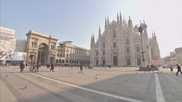 Starbucks to open store in Milan, Italy