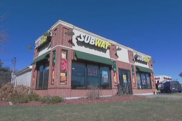 Subway to sell antibiotic-free subs