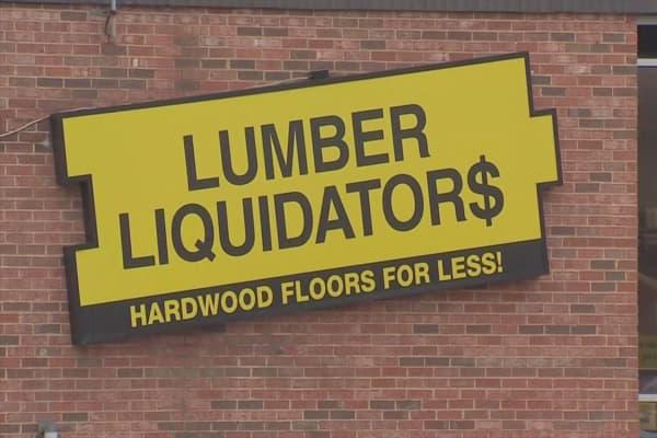 Lumber Liquidators sales miss expectations