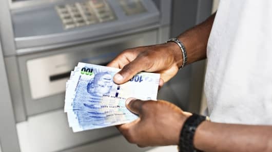 Rand, South Africa's currency