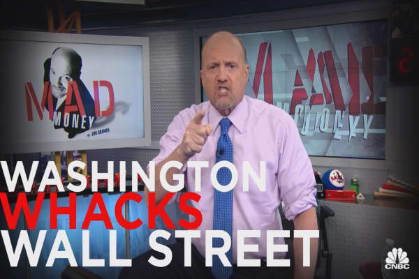 Cramer Remix: The election stock opportunity