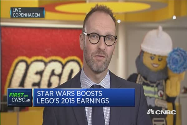 Toy industry is in 'positive trajectory': CEO