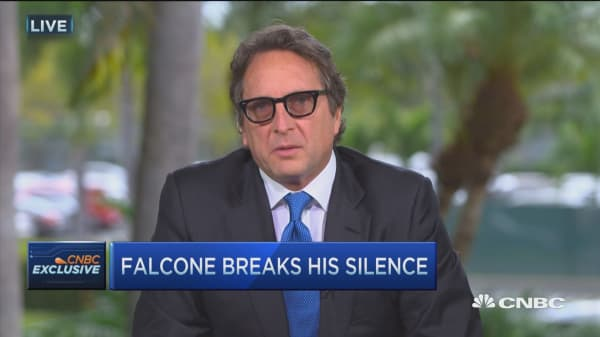 Phil Falcone mounts comeback
