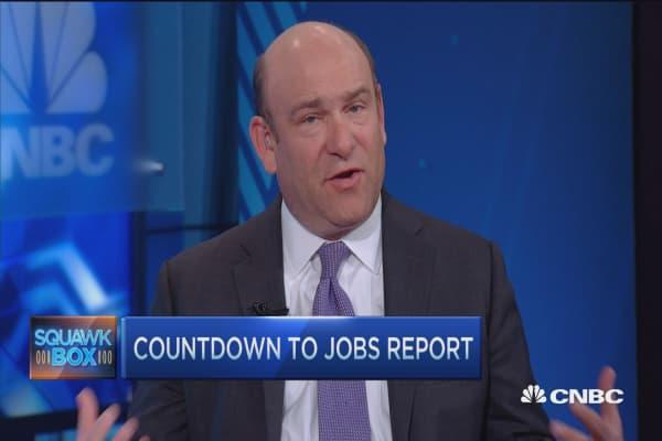 Road to key jobs report: Liesman