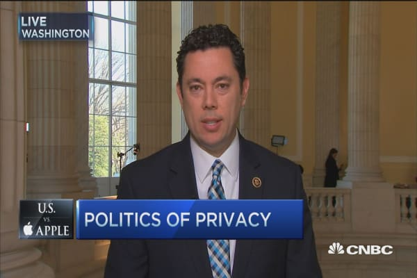Rep. Chaffetz: Privacy's 'dangerous precedent'