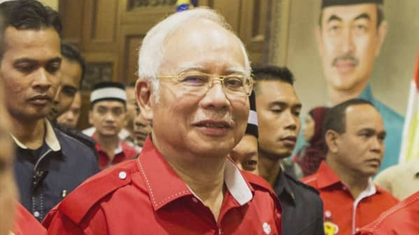 Deposits into Malaysia PM's accounts exceeded $1B