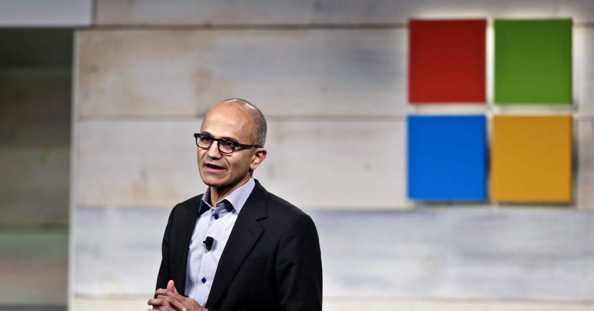 Microsoft just passed a huge cloud milestone