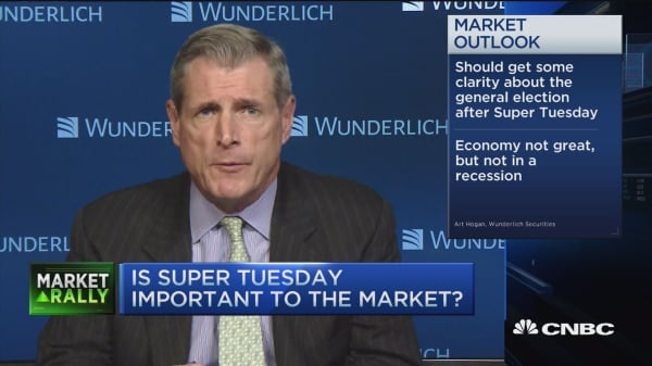 How Super Tuesday outcomes can hurt the market: Pros