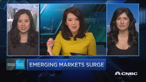 Trading Nation: Emerging rally?