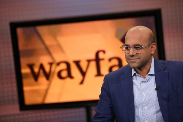 Niraj Shah, Wayfair CEO