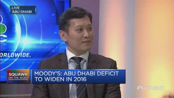 Will Abu Dhabi become a future financial hub?