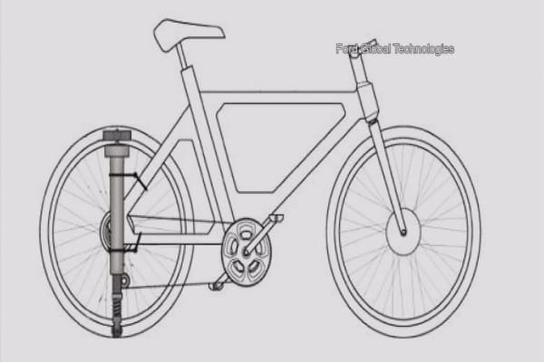 Ford's new bike invention