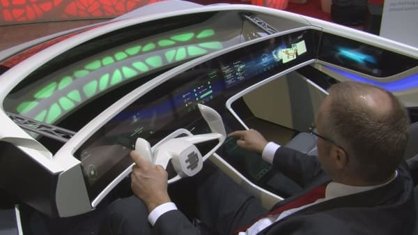 Meet the car of the future