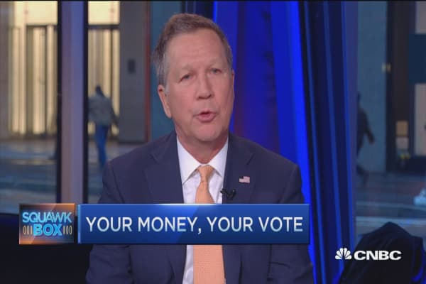 Druckenmiller: Here's why I back Gov. Kasich