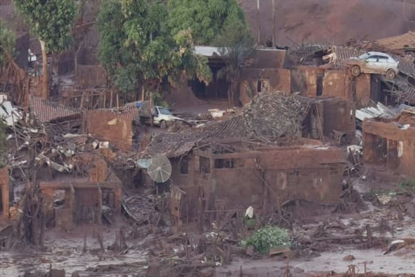 BHP's Samarco to pay $5B in Brazil dam spill case