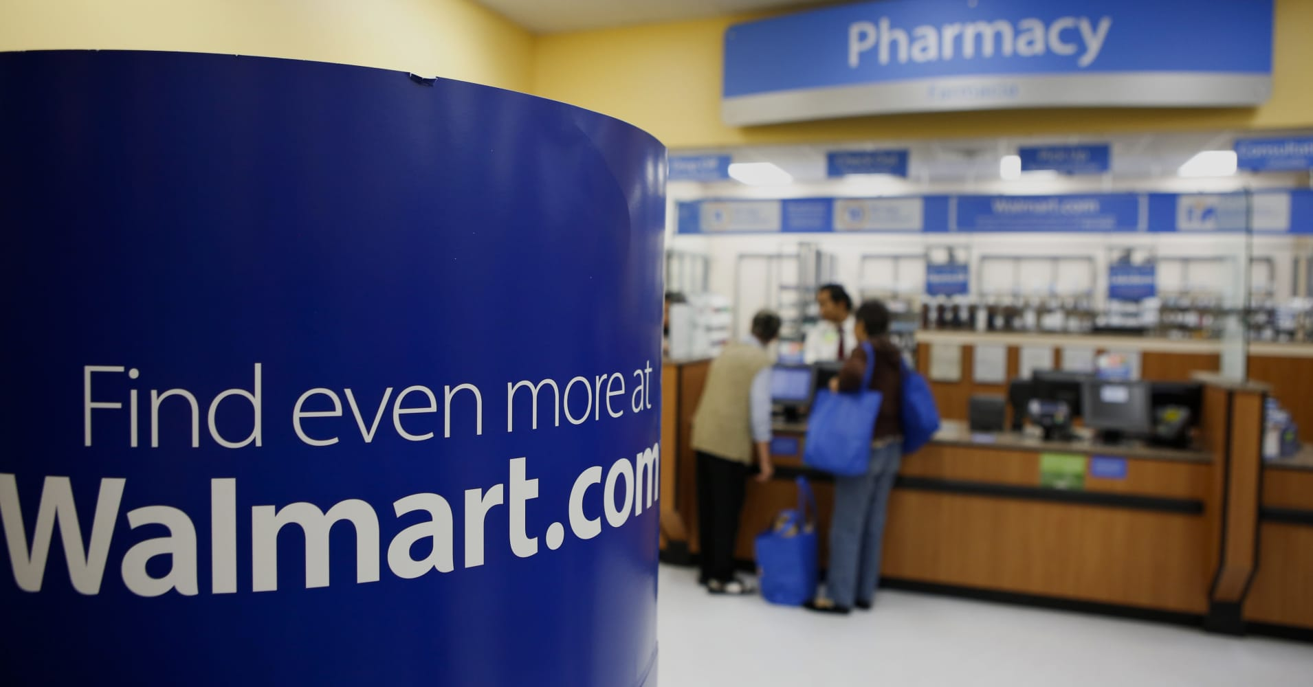 walmart buying pillpack, online pharmacy: sources