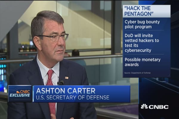 Ash Carter: Initiative to better connect with America's innovative community
