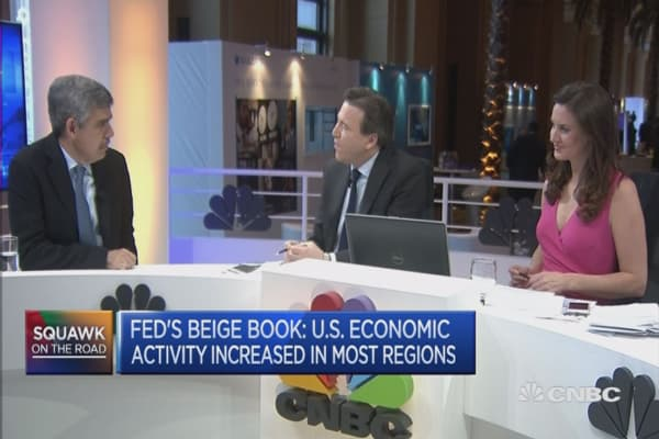 US growth is an open question: Mohamed El-Erian