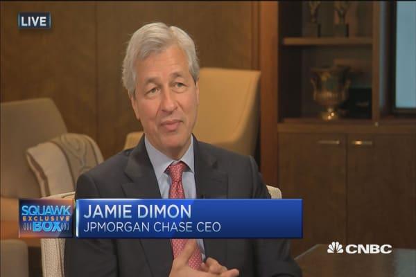 CNBC Pro uncut: Jamie Dimon