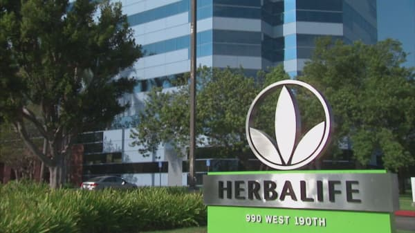 Herbalife says error overstated member growth