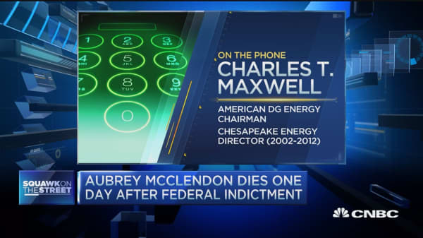 Fmr. CHK director: McClendon was 'most influential'